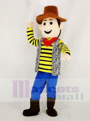 Komisch Spielzeug Geschichte Woody Maskottchen Kostüm Karikatur
