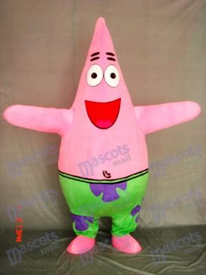 SpongeBob Patrick Star Plüsch Maskottchen Kostüm Cartoon Anime