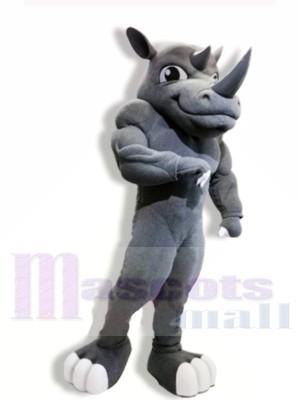 Leistung Nashorn Maskottchen Kostüme