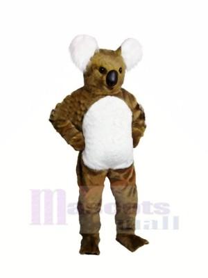Braun Koala Erwachsene Maskottchen Kostüme Tier