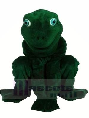 Hoch Qualität Realistisch Frosch Maskottchen Kostüme