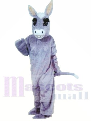 Süß Leicht Esel Maskottchen Kostüme