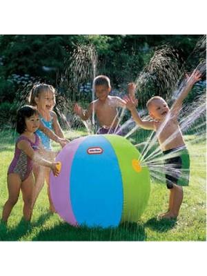 Schwimmen Schwimmbad Sprühen Wasser Ball Zum Kleinkinder