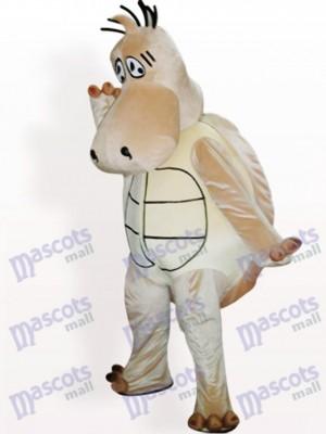 Braunen Schildkröte Tier Maskottchen Kostüm für Erwachsene