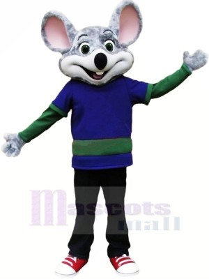 Maus mit Groß Ohren Maskottchen Kostüme Erwachsene