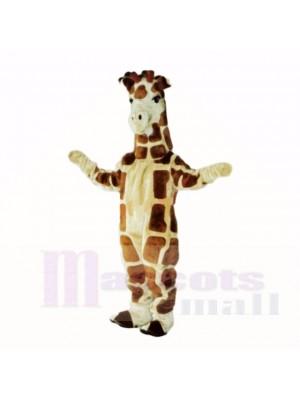Top-Qualität Giraffe Maskottchen Kostüme Erwachsene