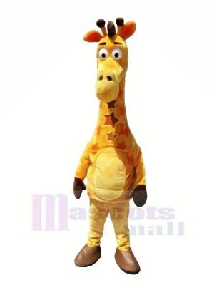 Halloween Giraffe Maskottchen Kostüme Billig