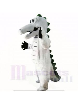 Grau Krokodil Maskottchen Kostüme Erwachsene