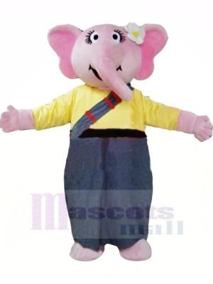 Mädchen Elefant Maskottchen Kostüme Billig