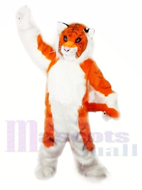Hochwertiger Sport Tiger Maskottchen Kostüme