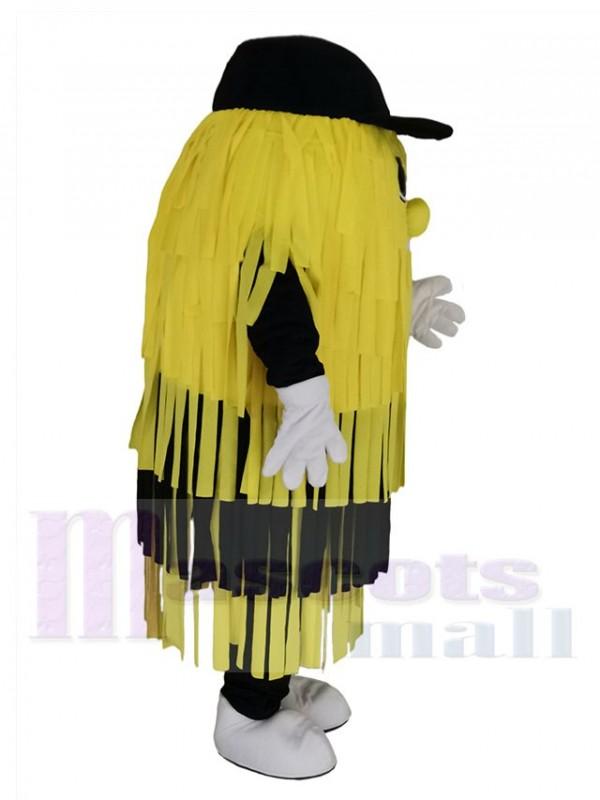 Reinigungsbürste für Autowaschanlagen maskottchen kostüm