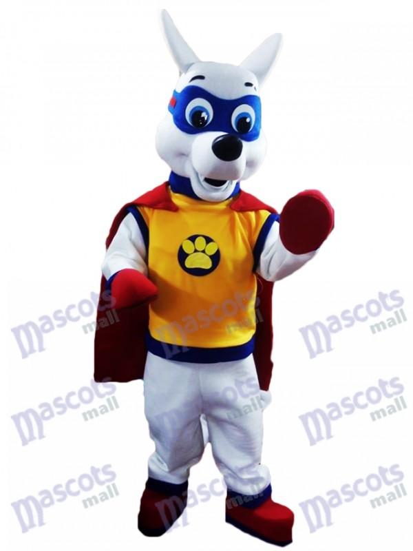 PAW Patrol Apollo das super Pup Super Hund Maskottchen Kostüm