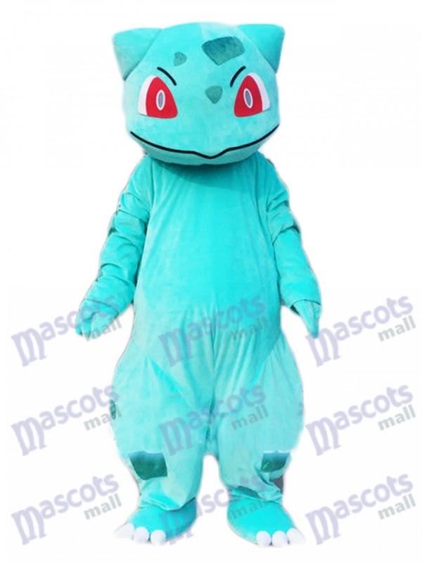 Pokémon Pokemon Gehen Bulbasaur Maskottchen Kostüm