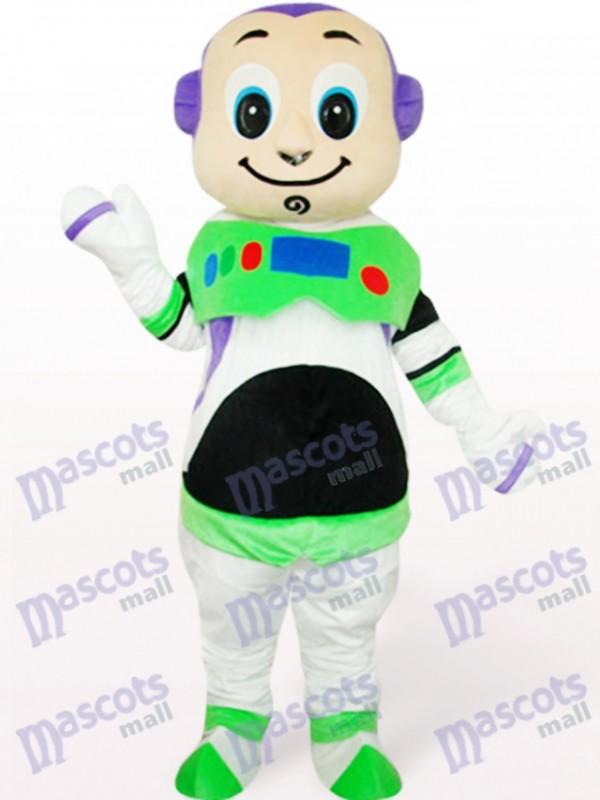 Buzz Lightyear Anime Maskottchen Kostüm