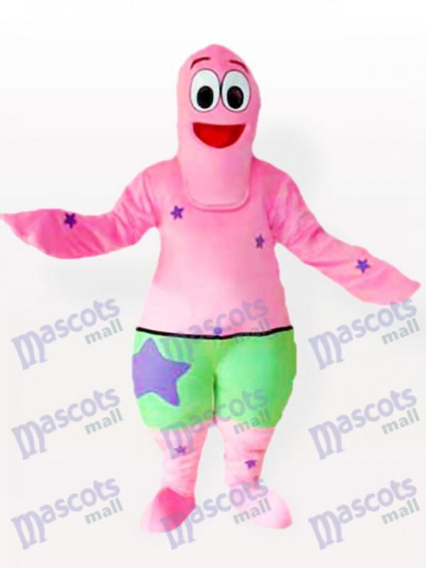 Seestern Ozean Erwachsene Maskottchen Kostüm