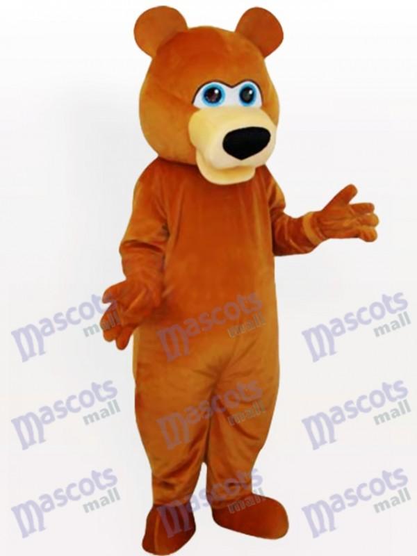 Bär Maskottchen Lustiges Kostüm