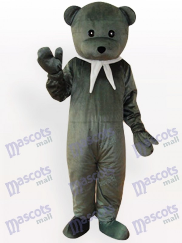 Bär Tier Maskottchen Kostüm