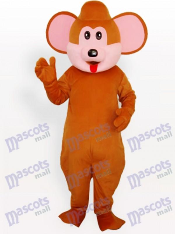 Bär Tier Maskottchen Kostüm für Erwachsene