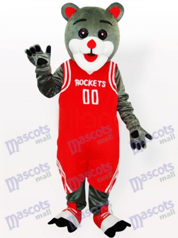Houston Rockets Bär lustiges Maskottchen Kostüm
