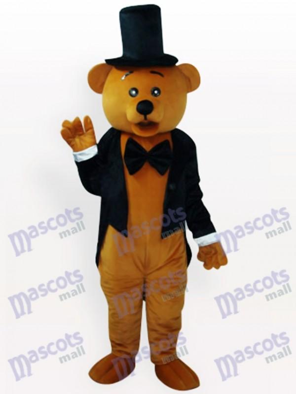 Ritueller Bär Tier Maskottchen Kostüm für Erwachsene
