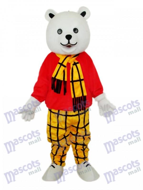 frei Bär Maskottchen Erwachsene Kostüm Tier