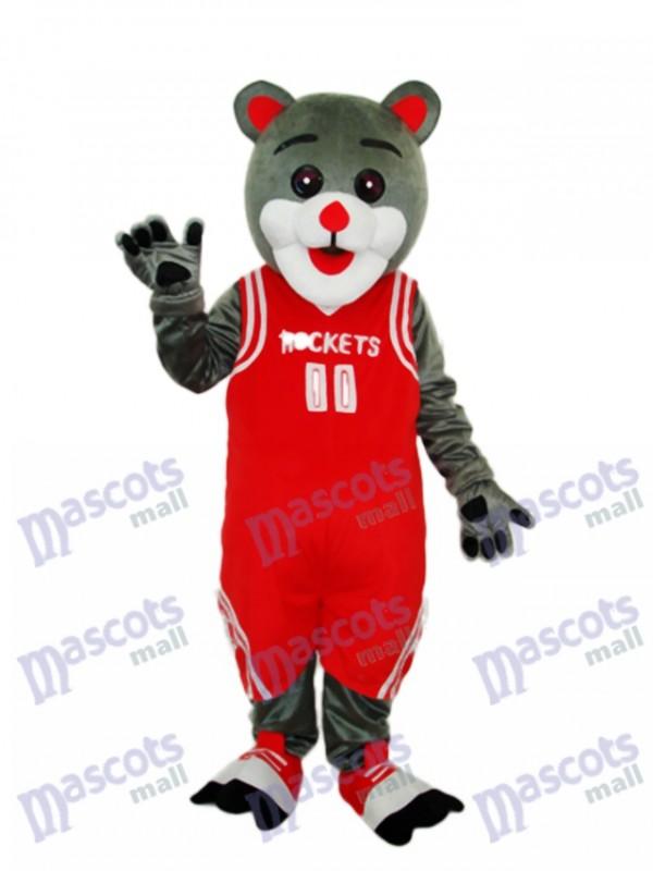 Houston Rockets Bär Maskottchen Erwachsene Kostüm Tier