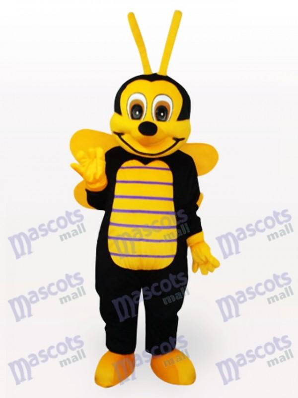 Kleines Bienen Insekt Maskottchen Kostüm