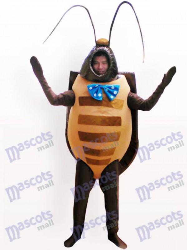Black Beetle Insekt Maskottchen Kostüm für Erwachsene