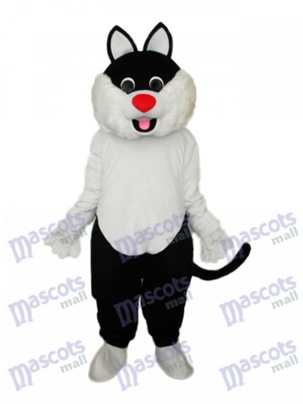 Haha Katze Maskottchen Kostüm für Erwachsene Tier