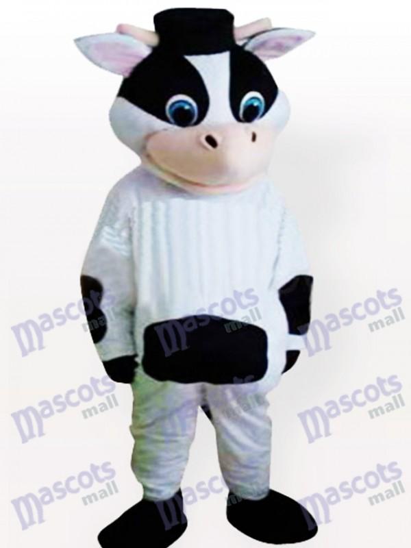 Sonderbares Kuh Maskottchen lustiges Kostüm