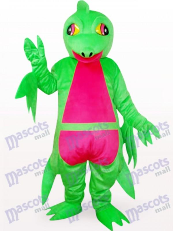 Grüner Pterosaur Tier Maskottchen Kostüm