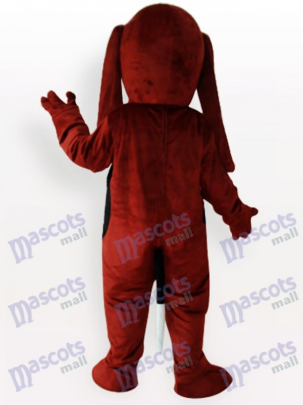 Hund Tier Maskottchen Kostüm für Erwachsene