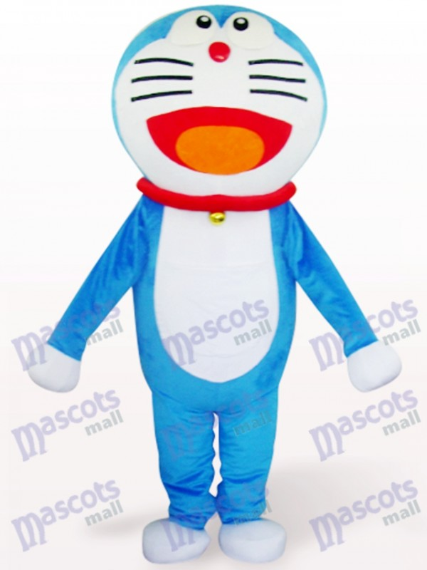 Doraemon Cartoon Anime Maskottchen Kostüm