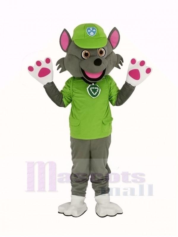 Paw Patrol Charakter Felsig Maskottchen Kostüm