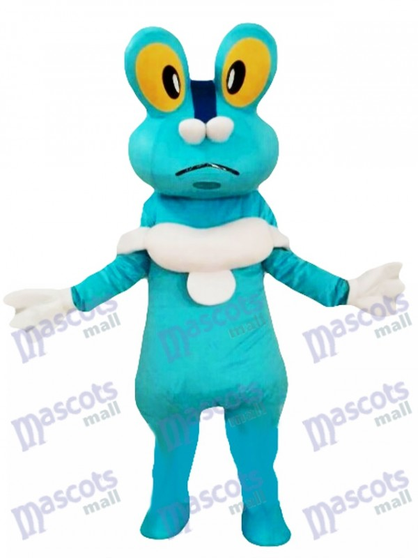 Froakie Maskottchen Kostüm Pokemon Pokémon GO Pocket Monster