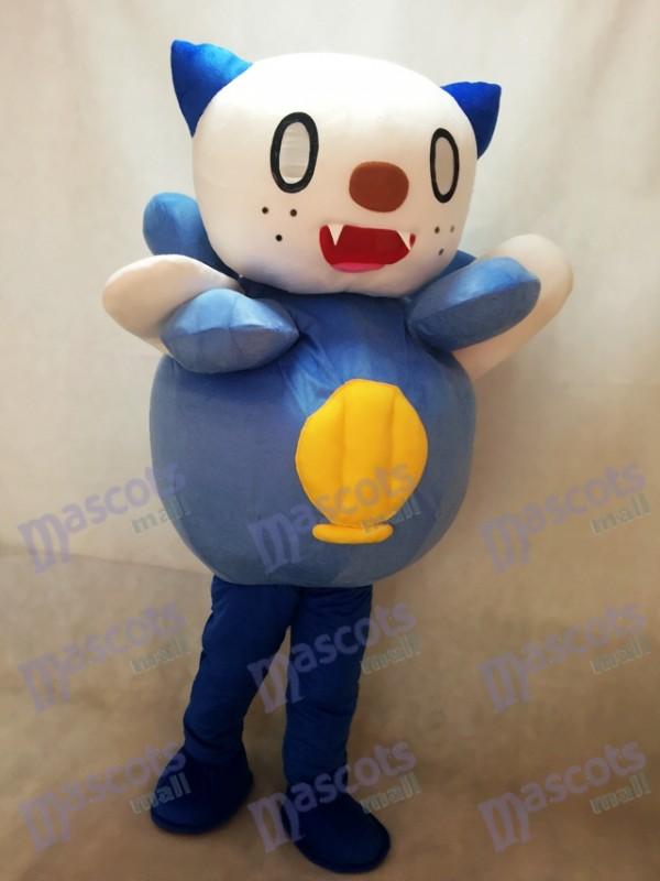 Oshawott Pokemon Pokémon GO Wasser Typ Tasche Monster Sea Otter Maskottchen Kostüm