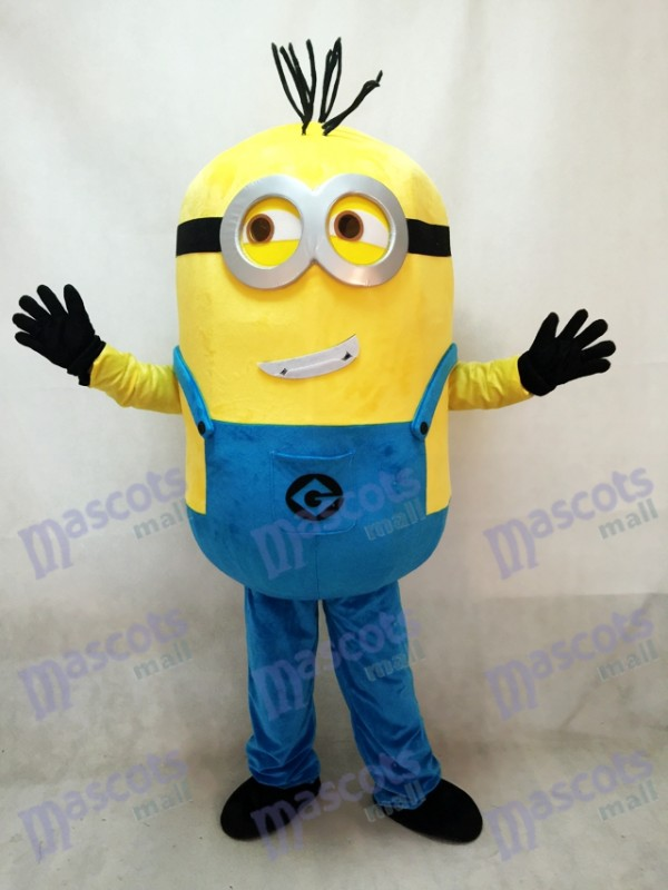 Despicable Me Minions Maskottchen Kostüm Custom Fancy Kostüm Anime Cosplay Theme