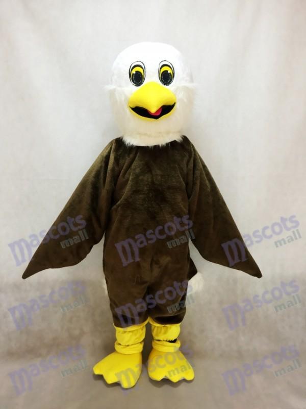 Brown Eagle Maskottchen Kostüm