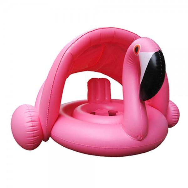 Aufblasbar Schwimmen Schweben Spielzeuge Spielzeug Karikatur Flamingo Schwan Gestalten Wasser Sport Zum Baby Kinder