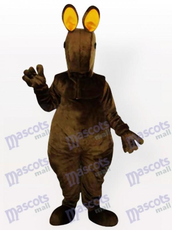 Känguru Erwachsenen Maskottchen Kostüm Typ B