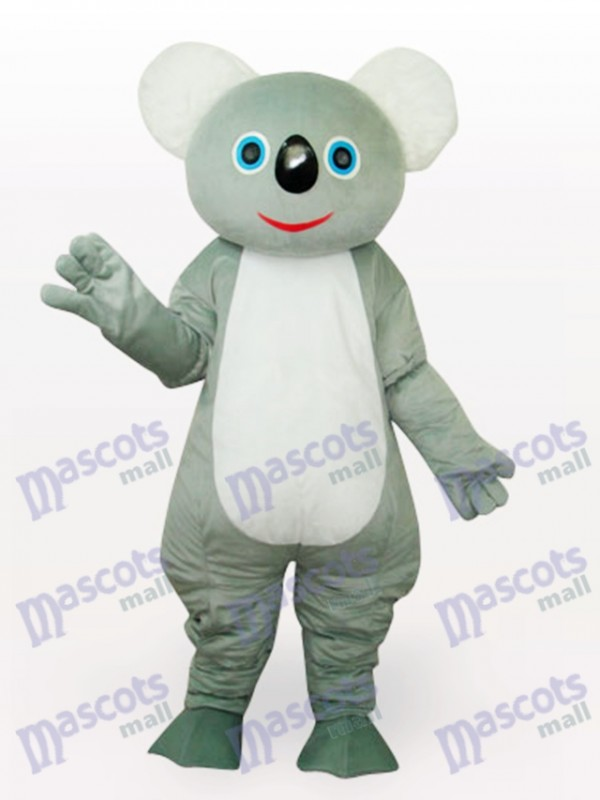 Koala Maskottchen Kostüm für Erwachsene