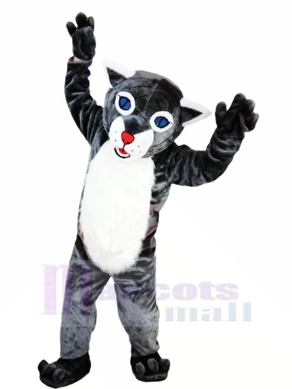 Heiß Verkauf Wilde Katze Maskottchen Kostüme Karikatur