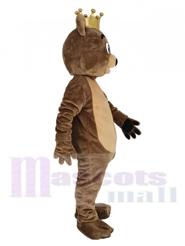 Bär maskottchen kostüm