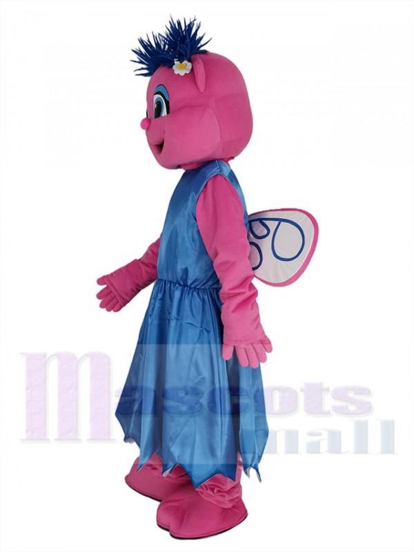 Sesame Street Abby Cadabby maskottchen kostüm