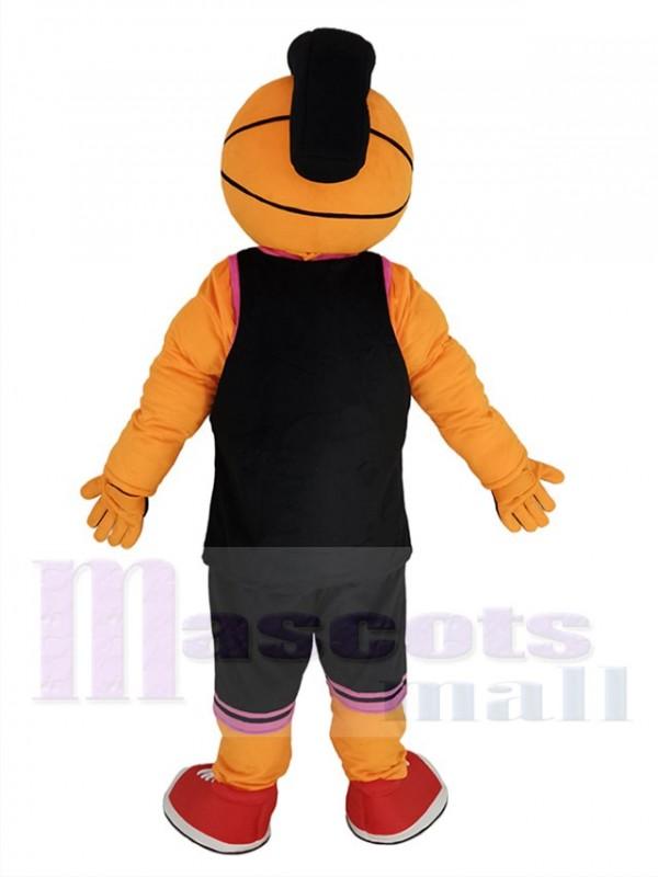Basketball Mann maskottchen kostüm