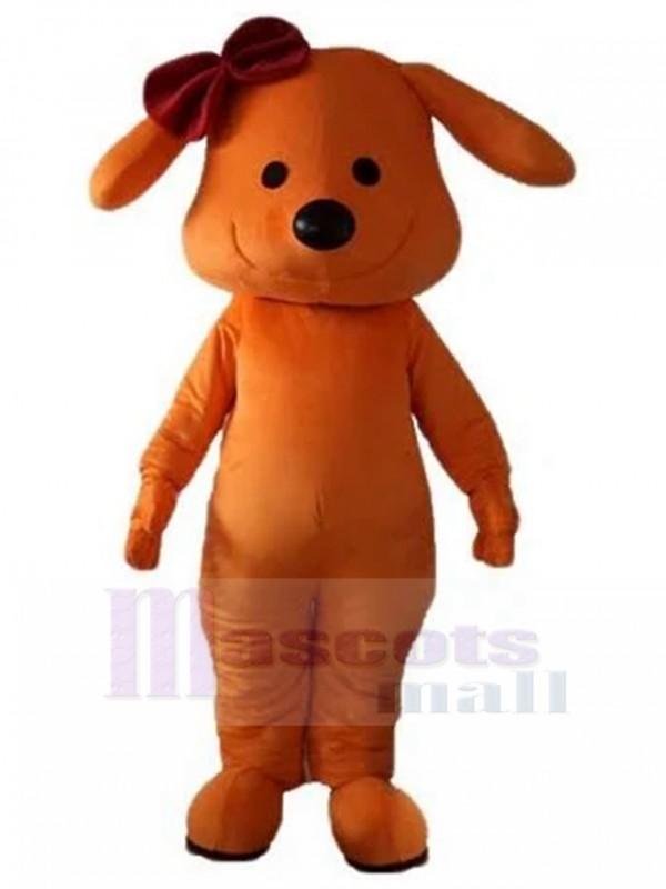 Hund maskottchen kostüm