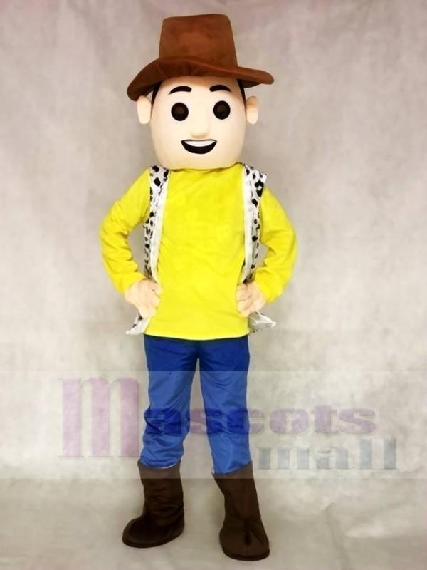 Toy Story Woody Maskottchen Kostüm Zeichentrickfilm Figur
