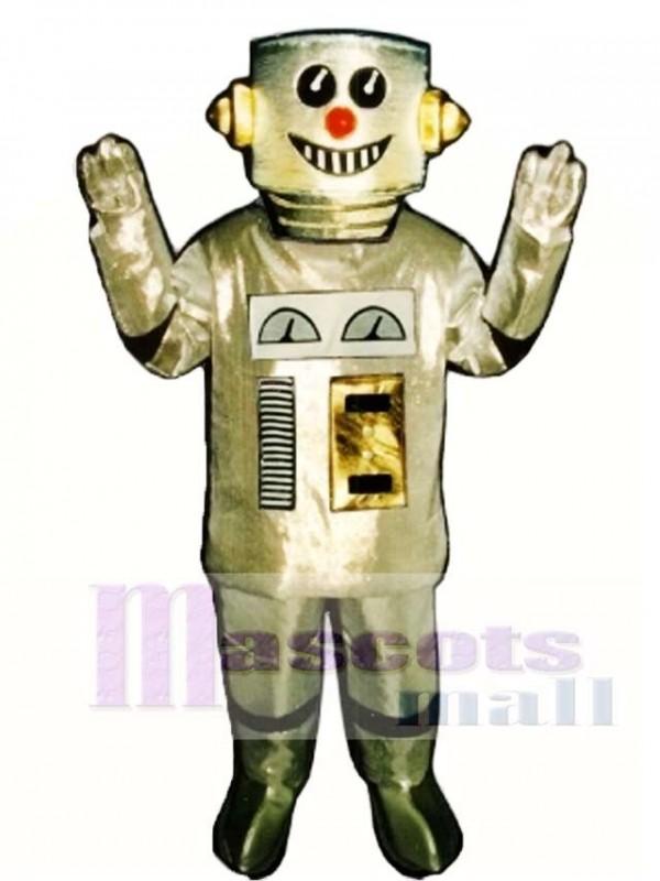 roboter maskottchen kost m. Black Bedroom Furniture Sets. Home Design Ideas