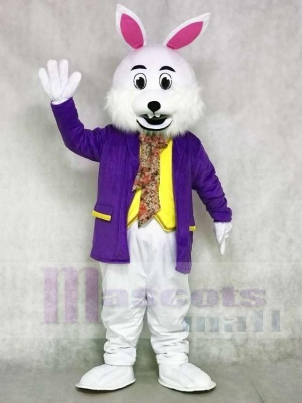 Wendell Lila Hemd Hase Ostern Hase Maskottchen Kostüme Tier