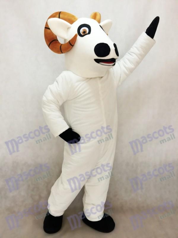 Erwachsene Ram Maskottchen Kostüm Tier
